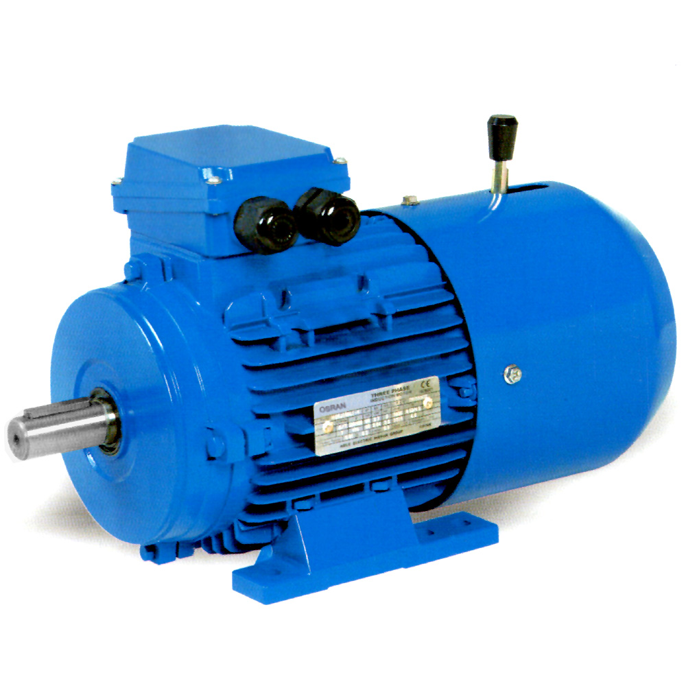 Yej brake motor braking motors electric motor electrical for Used industrial electric motors