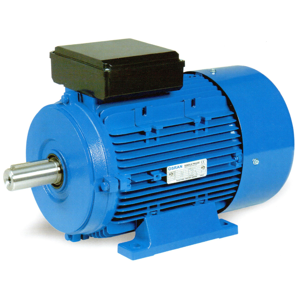Ycc single phase dual capactitor motor capactitor start Electric ac motors