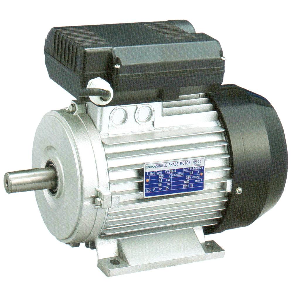 Yl Ml Single Phase Dual Capactitor Motorcapactitor Start Run Ac Motor Wiring Motordual Electric Motorinduction