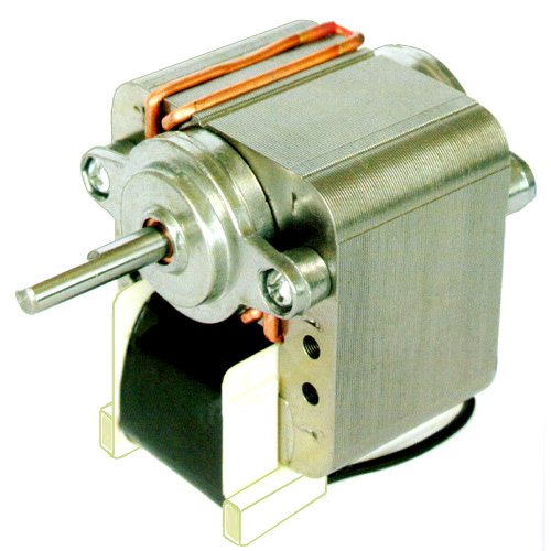 shaded pole single phase induction motors There is no way to reverse the direction of rotation of the shaft of a single phase shaded pole motor a single phase induction motor has two sets of coils and a.
