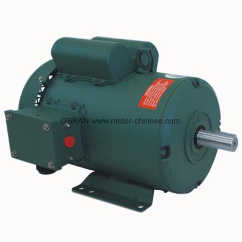 Nema Tefc Electric Motor Single Phase Motor Electrical
