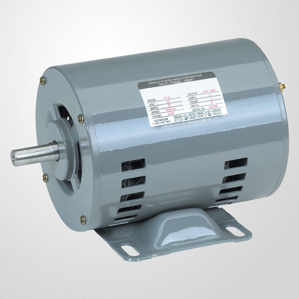 Series 52 Fractional  Motor, Single phase motor, Induction motor